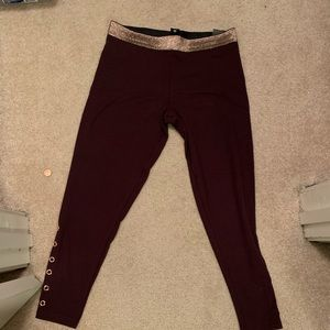 VS SPORT cotton leggings